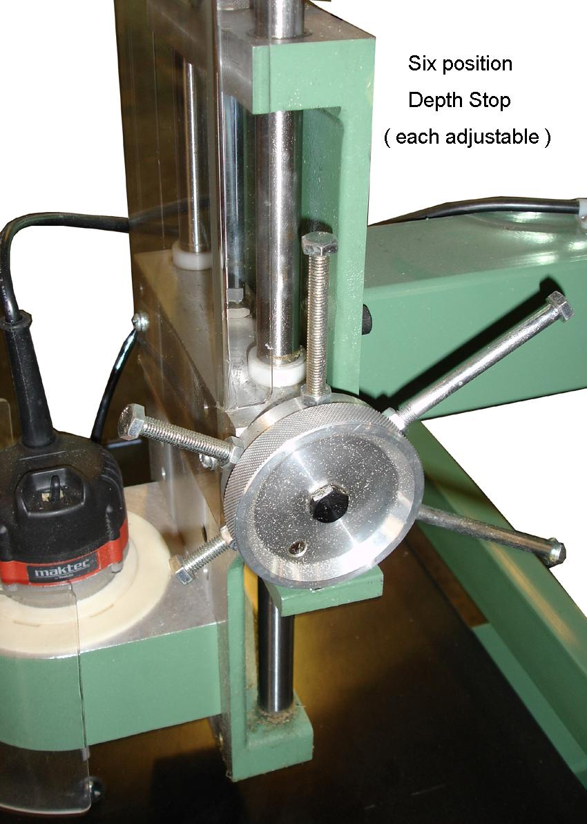 GIANT EAGLE SUPPLY INC   - Product - Over Arm Router